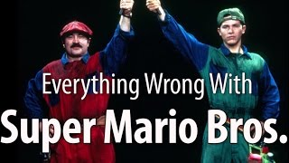 Video Everything Wrong With Super Mario Bros. In 21 Minutes Or Less MP3, 3GP, MP4, WEBM, AVI, FLV Mei 2018