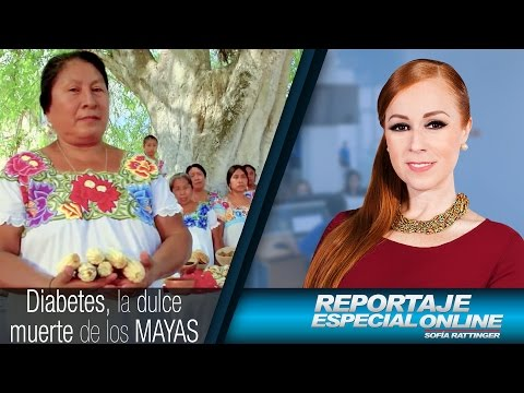 Diabetes, gran causa de muerte en Comunidades Mayas