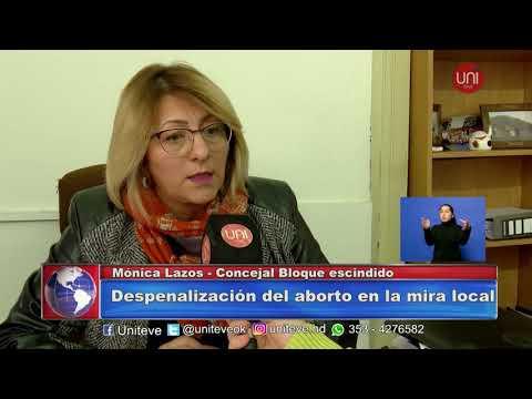 Concejales opinan sobre el aborto: Monica Lazos