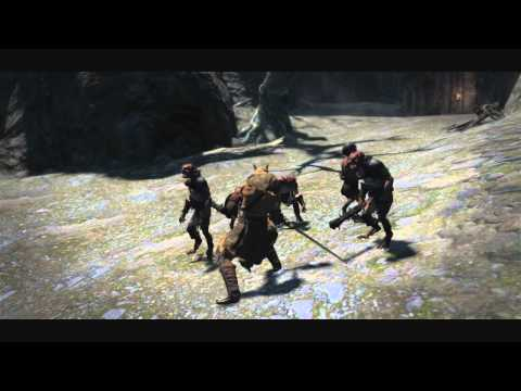 Class Skills: Warrior - Spark Slash1  de Dragon's Dogma