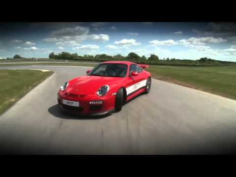 Porsche 911 GT3 Реклама Porsche: 911 GT3