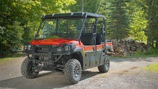 1. Full REVIEW: 2017 Kawasaki MULE PRO-FXT EPS LE