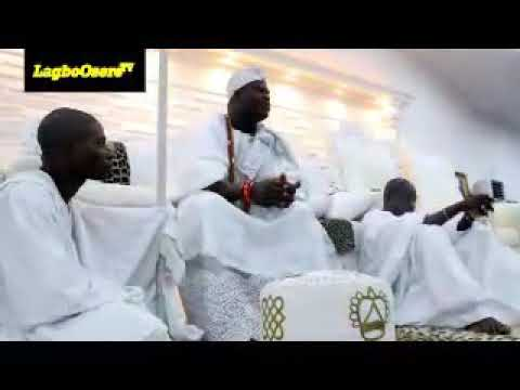 Baba Wande vs Dele Odule in Ti Oluwa Nile part 4 Ooni is involved. lagbooseretv.