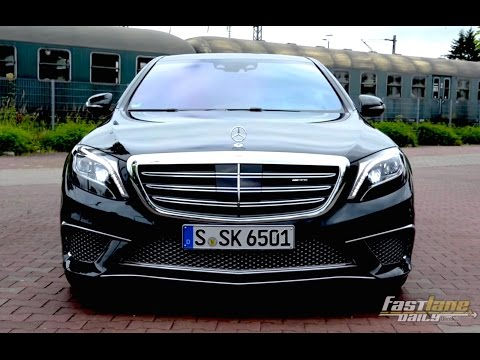 2015 Mercedes-Benz S65 AMG Review - Fast Lane Daily