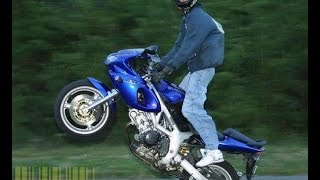 4. 2008 Suzuki SV650S Test Ride