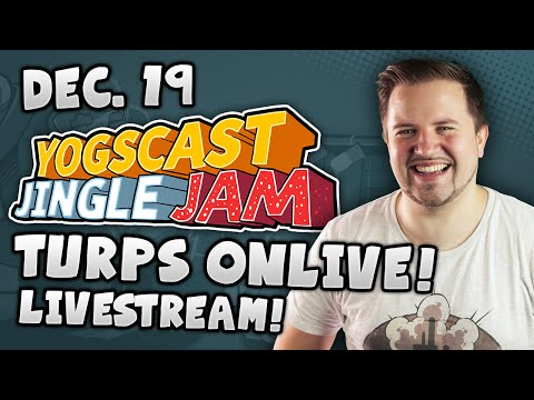 STREAM - OnLive Stream with Turps & Duncan! - 19 Dec 2014 ▻ watch us LIVE on Twitch: http://www.twitch.tv/yogscast/ ◅ ♥ http://yogsca.st/YogLiveSub ♥ Yogscast Merchandise Store: http://store.yogsca...