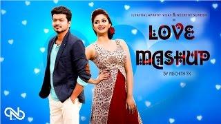 Video Love Mashup 2016 | Ilayathalapathy Vijay | Keerthy Suresh | Nischith Fx download in MP3, 3GP, MP4, WEBM, AVI, FLV January 2017