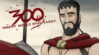 Nonton How 300 Should Have Ended Film Subtitle Indonesia Streaming Movie Download