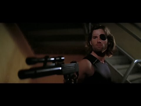 Escape From New York - VHS Trailer (HD) (1994)