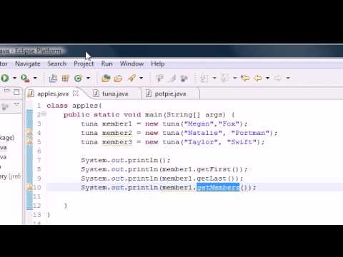 Java Programming Tutorial   47   More On Static