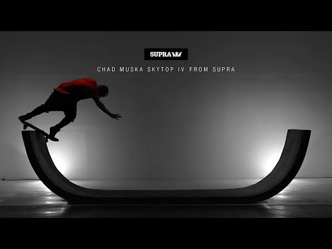 0 Chad Muska Discusses the Supra Skytop IV