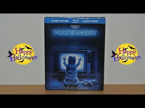POLTERGEIST - Limited DigiBook / Blu-Ray Book - 25th Anniversary Edition (Blu-Ray)