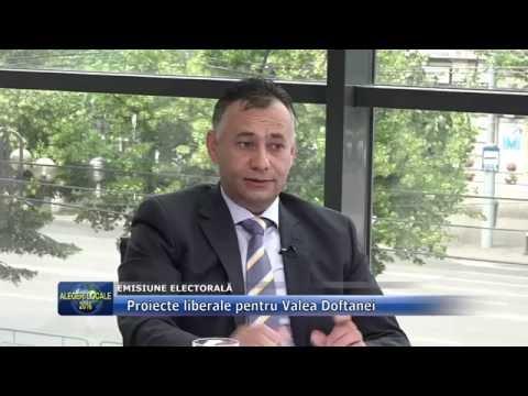 Emisiunea Electorală – 30 mai 2016 – PNL Valea Doftanei