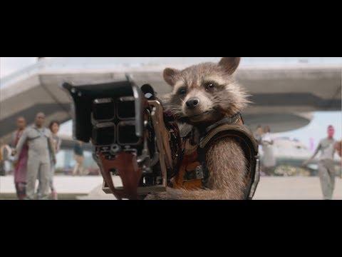 guardiani della galassia: il trailer italiano del nuovo film marvel