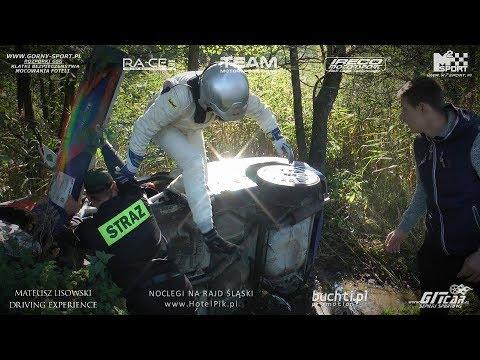 Rajd Nadwiślański 2017 - ACTION & CRASH by MotoRecords.pl