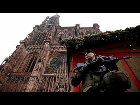 Στρασβούργο – Επίθεση: Ασύλληπτος παραμένει ο ύποπτος