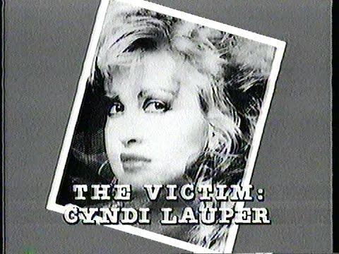 Cyndi Lauper – Bloopers & Practical Jokes – 1984