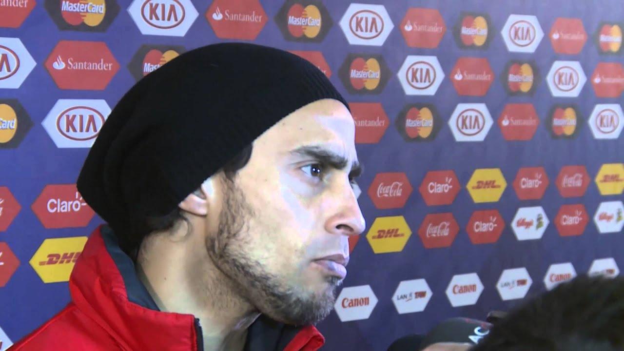 "Copa América 2015: Valdivia: ""Seguimos sin ganar nada"""
