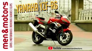 3. Yamaha YZF-R6 - Review (2004)