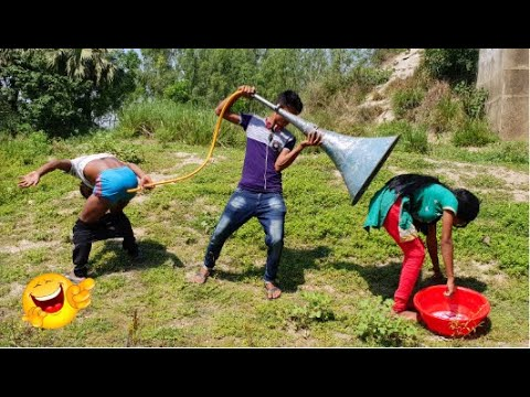Must Watch New Funny Comedy Videos 2019 | Episode 39 | #lungifun