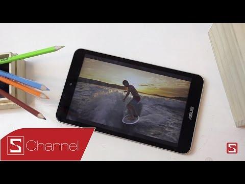 Đánh giá tablet giá rẻ ASUS Memo Pad 8 : Thiết kế đẹp, chip 64 bit, màn hình xuất sắc