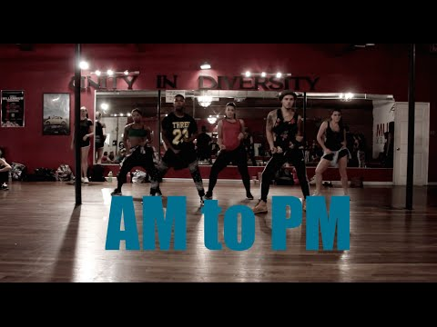 Christina Milian - Am To Pm | Hamilton Evans Choreography