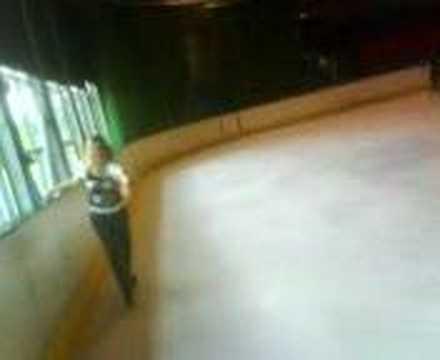 Jade Ben Conor And Naomi Ice Skating