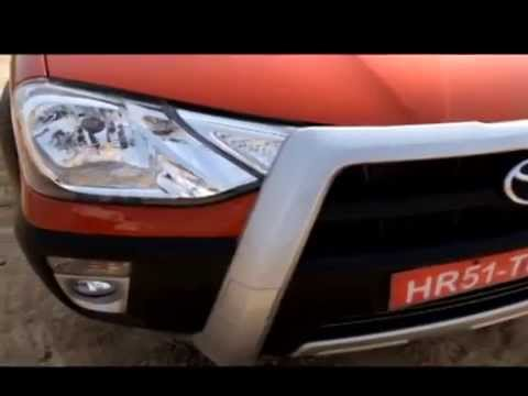 Toyota Etios Cross Test Drive Review – Motor Trend India