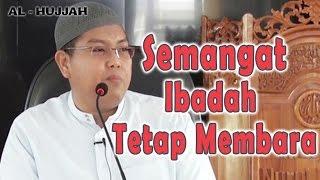 Download Video Semangat Ibadah Tetap Membara - Ust. Firanda Andirja, MA : Samudra Ilmu MP3 3GP MP4
