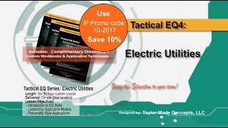 Tactical EQ4:  iP Promo Code 10 2017