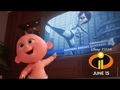 The Final Teaser Trailer for Pixar s Incredibles