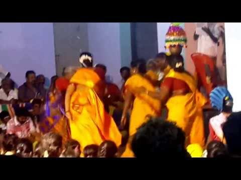 gramiya - எங்கள் குலதெய்வம் அம்மன் கோவிலில்