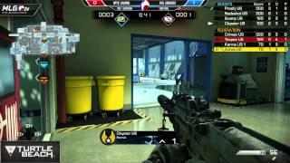 OpTic Gaming vs Evil Geniuses - Game 2 - Semi Final 2 - #MLGXGames