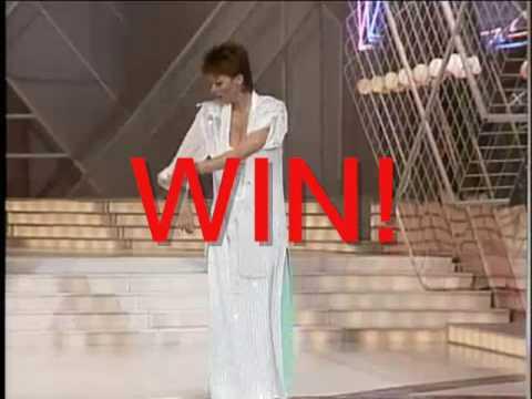 Eurovision Wardrobe Malfunction XD