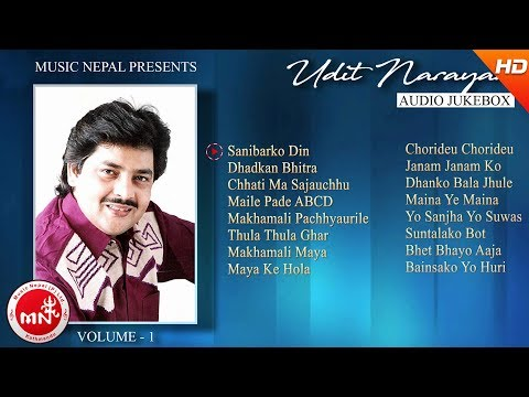 (Udit Narayan Jha Filmy Jukebox || Music Nepal ...1 hr, 30 min.)
