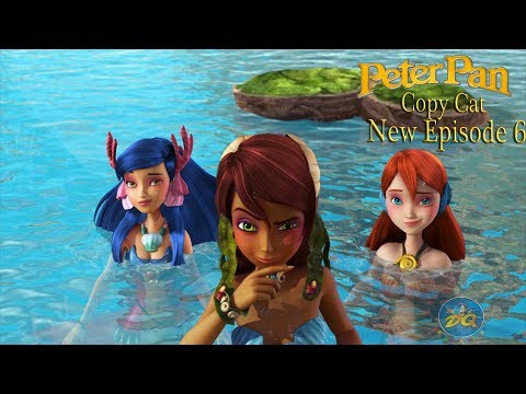 Peter Pan Season 2 |  Episode 6 | Copy Cat | Cartoon | Power Kids