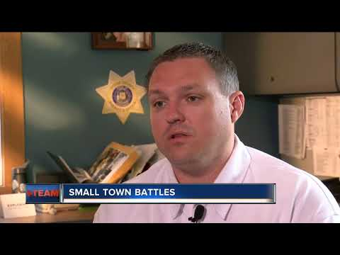 Wisconsin small towns battle strip clubs