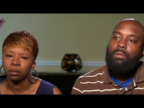 only - The parents of Michael Brown recall the moment they learned their son was fatally shot in Ferguson, Missouri.