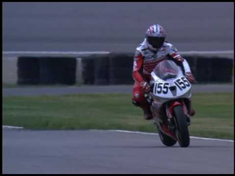 T5CT   Matt LeBlanc w/ Nicky Hayden,  Road Racing Pt.1