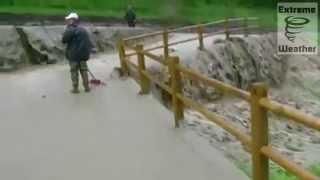 Luz-Saint-Sauveur France  City pictures : Floods Luz St Sauveur France