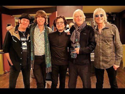 The Yardbirds 10/9/2016 (Wolf Den) at Mohegan Sun Casino, Uncasville, CT