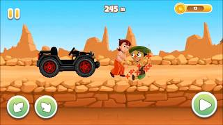 how to play Chota Bheem Speed Racing mobile game | #MIE
