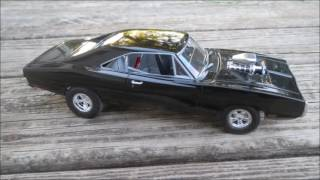 Nonton Revell Fast & Furious 1970 Dodge Charger 1:25th Scale Model Finished Film Subtitle Indonesia Streaming Movie Download