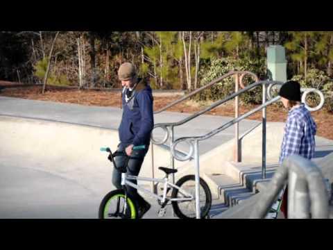 2011.1.22 Hahira Skate Park Sesh