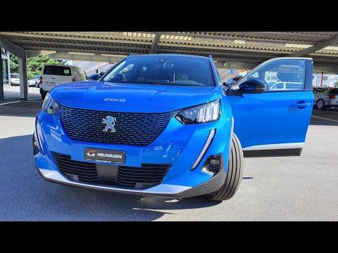 New Peugeot e2008 GT Line 2020 Test Drive POV Review Electric SUV