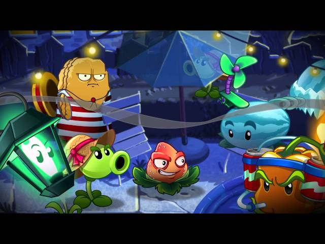 Plants vs. Zombies 2 Summer Nights Out Now Trailer!