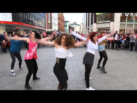 Liverpool Hope University Flashmob Society