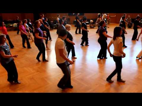 Linedance Blurred Lines