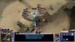 Ascended, IIIIIIIIIII, RedTurtle vs Zoran, Warthorne, EOD Map: Sands of Strife Enjoy! Replays? Send to...