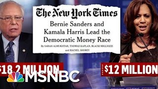 Bernie Sanders' Fox News Town Hall: Smart Play Or Democratic Betrayal? | Deadline | MSNBC